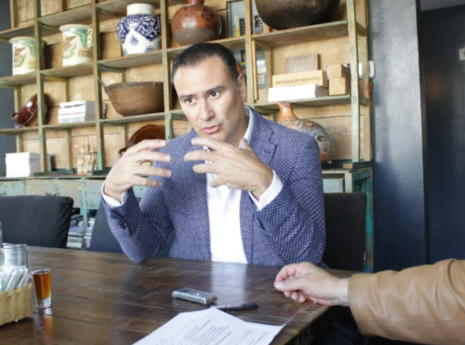 Entrevista a Manuel Herrera